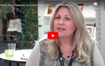Interview auf der Buchmesse  Frankfurt 2019
